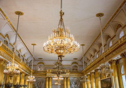 interior palacio hermitage