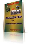 méthode crif, section turf