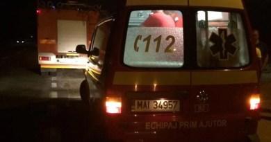 Accidnent cu patru victime în Argeș