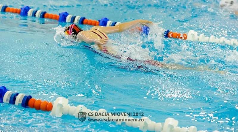Înotătorii din Mioveni vor participa la Campionatul Național de la Bacău