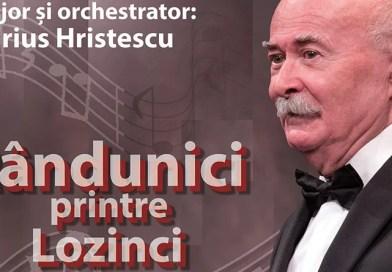 Tudor Gheorghe în concert la Pitești