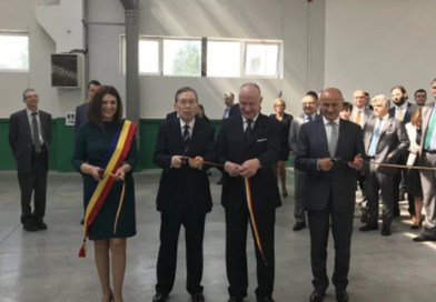 Nidec a inaugurat fabrica de la Ştefăneşti