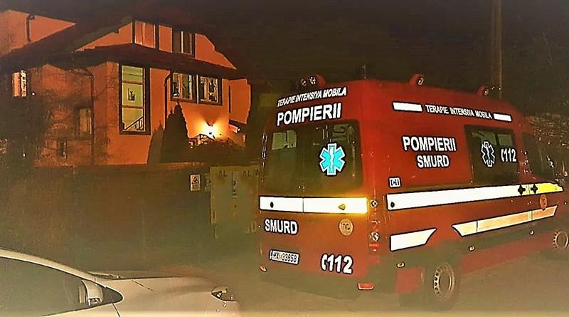 Acum: Un bărbat a fost înjunghiat în Pitești