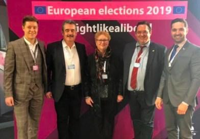 Gerea și Weber, la consiliul executiv al ALDE Party pentru planurile privind europarlamentarele