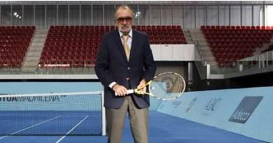Ion Tiriac, noul presedinte al Federatiei Romane de Tenis