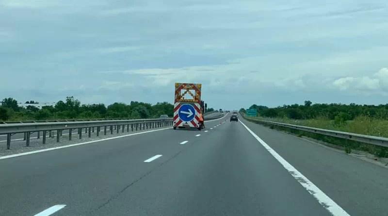 Restricții pe Autostrada A1 București – Pitești
