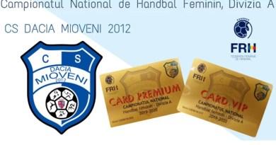 Surprize pentru suporterii echipei de handbal de la Mioveni