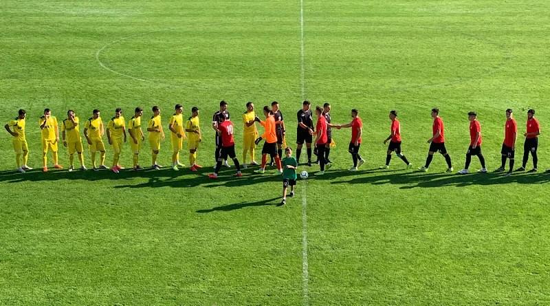 Urmărește live meciul dintre CS Mioveni – Sportul Snagov