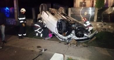 Accident grav la Schitu Golești
