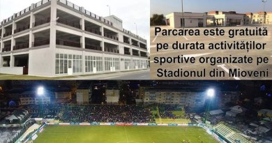 Fotbal: CS Mioveni vs Rapid!