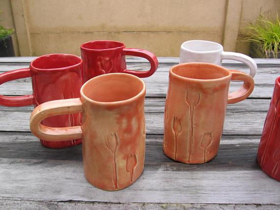 Mugs colorés