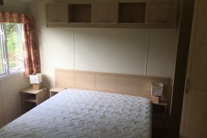 Argill Caravan Park Cumbria double room
