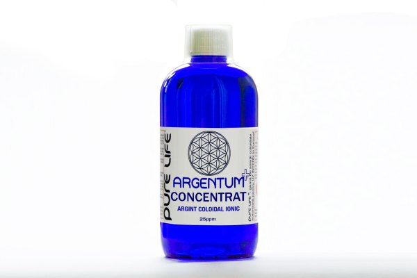 Argint coloidal 25ppm 480ml