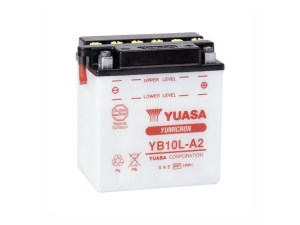 YB10L-A2 с электролитом