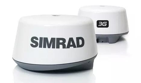 «БУК-600» с радаром SIMRAD