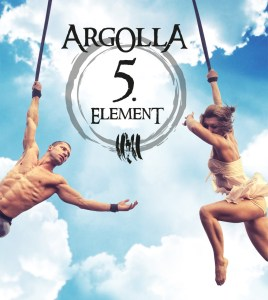 Acrobatic Show Argolla 5th Element - Poster