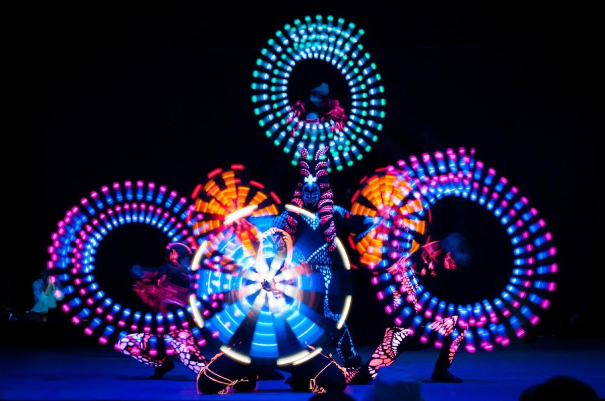 Black Light Show - Argolla productions