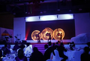 Fireshow - corporate event - car launch - Argolla productions