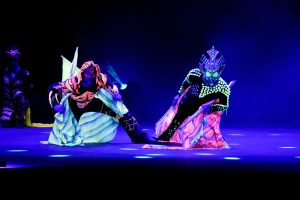 Argolla Wonderland - Acrobatic Show for Kids - Black Light Show