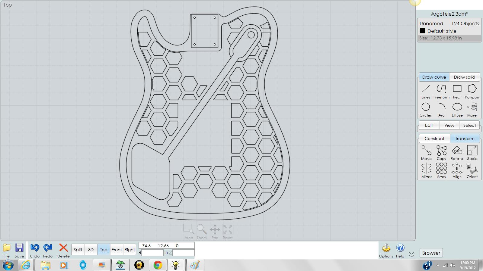 Argonaut Guitars