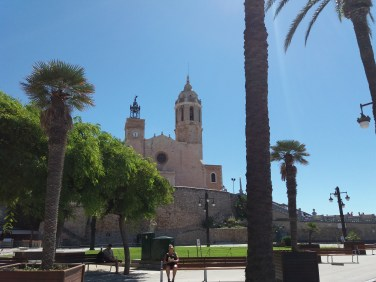 Sitges, cattedrale
