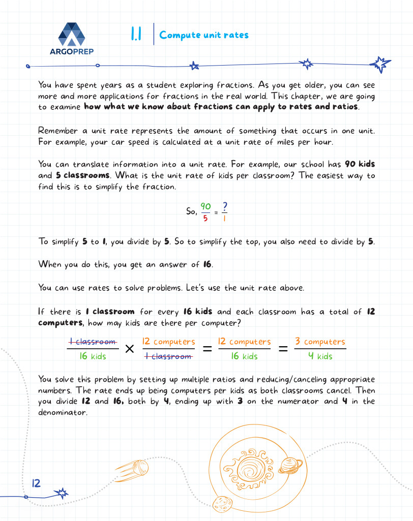 hight resolution of Introducing MATH! Grade 7 by ArgoPrep: 600+ Practice Questions - ArgoPrep