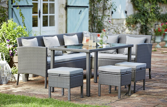 How To Choose Your Rattan Garden Furniture