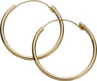 Buy 9ct Gold Hinged Hoop Earrings at Argos.co.uk
