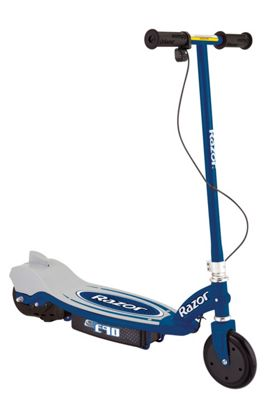Buy Razor E90 Electric Scooter Blue At Argos Co Uk