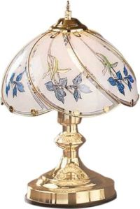 Buy HOME Iris Touch Table Lamp - Brass at Argos.co.uk ...