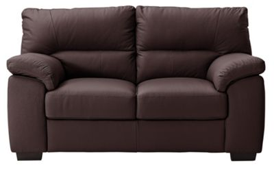 baby sofa seater modular lounge with bed buy collection piacenza 2 leather - chocolate ...