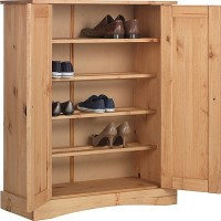 Buy Collection Puerto Rico Shoe Storage Cabinet - Antique ...