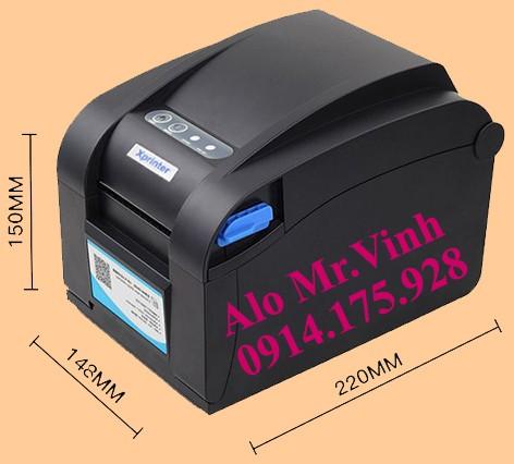 máy in Xprinter XP-350B