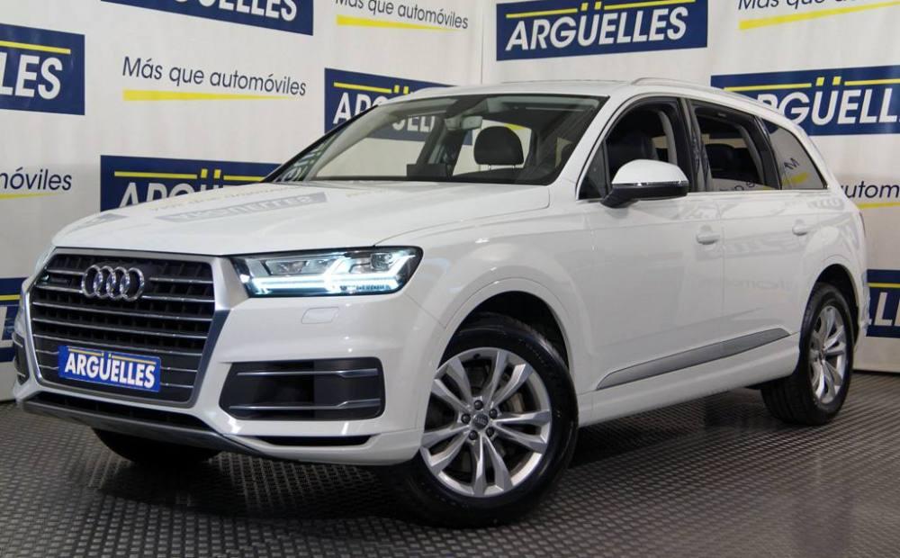 Audi Q7 OCASIÓN Madrid