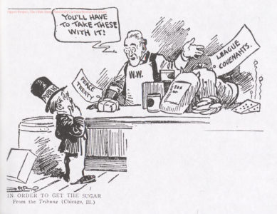 Evidence Rating and the Treaty of Versailles  ArgumentCentered Education