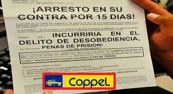 Cobradores de Coopel o Elektra, podrían ir a la cárcel por hostigar a los deudores.