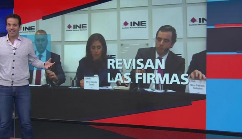 """El Bronco cuestiona a Loret de Mola en pleno programa, """"no serás tú parte del INE; ¿las filtraciones son por tu relación con Benito Nacif?"""""""