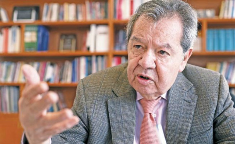 PRI dará golpe de estado en 2018 si gana AMLO: MUÑOZ LEDO.