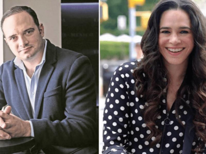 Usuarios critican moderación de León Krauze y Yuriria Sierra