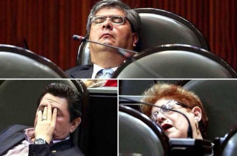 diputado dormido 2