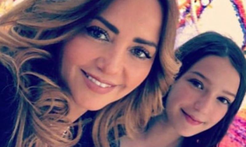 Hija de Andrea Legarreta impacta en redes con espectacular figura (FOTO)