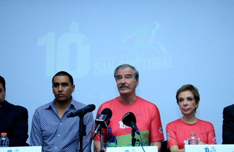 """""""Escúchame, tengo mucha sabiduría"""", le dice Vicente Fox a AMLO"""