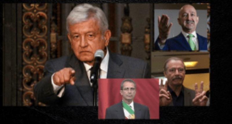 Salinas, Zedillo y Vicente Fox, recibirán mil 500 pesos al mes; su nueva pensión…