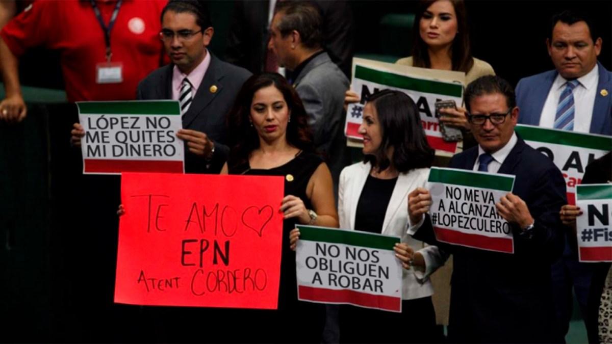 """""""Bajar nuestros salarios implica obligarnos a robar"""": Afirman diputados y gobernadores"""