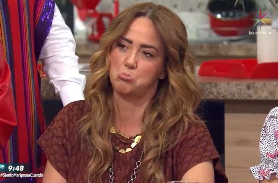 Humillan otra vez en Hoy a Andrea Legarreta y exhibe su ignorancia (VIDEO)
