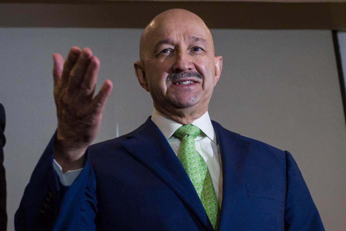 Salinas quiere cambiarle el nombre al PRI, quiere refundarlo y así se llamará