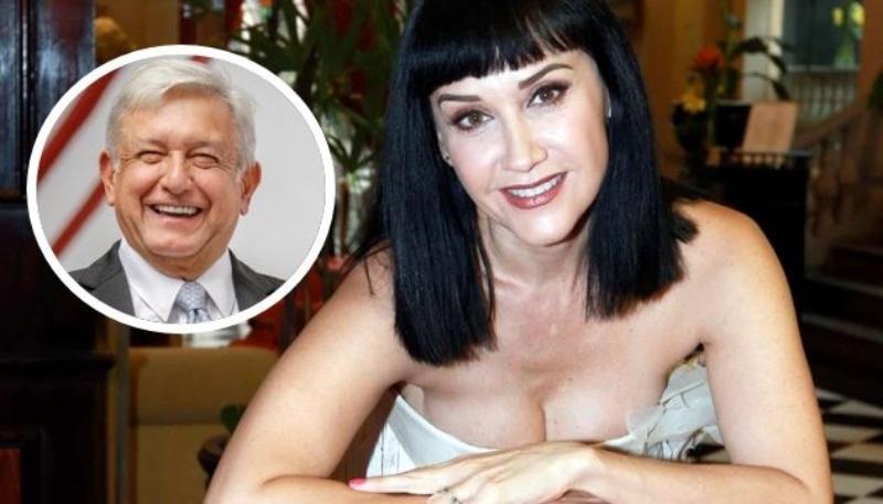 Me gusta ver al PRI con pánico: Susana Zabaleta manda mensaje a AMLO