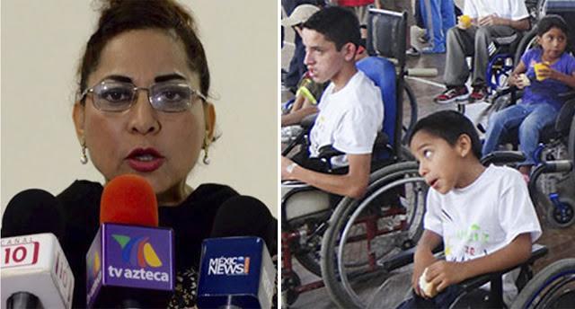 """""""Los niños con discapacidad no deberían dejarlos nacer, solo son un estorbo para la sociedad y dar apoyo es dinero desperdiciado"""", palabras de la titular de la SEP Quintana Roo."""