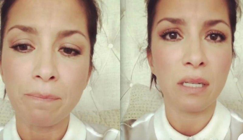 Esposa de Eugenio Derbez pide ayuda desesperadamente desde sus redes.