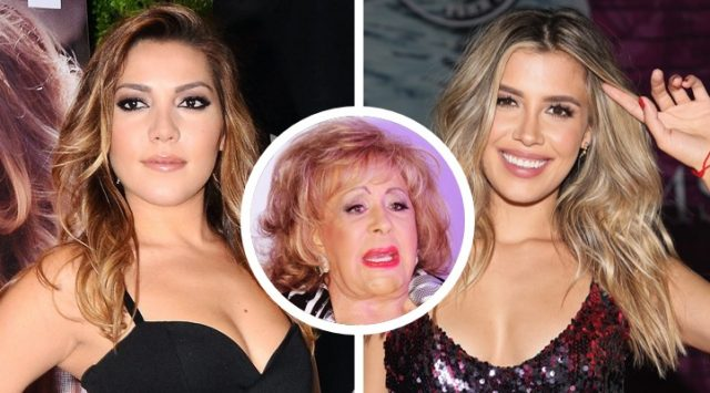Silvia Pinal manda mensaje sobre el pleito entre Frida Sofía y Michelle Salas